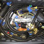 pool leak detection pressure testing